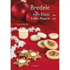 Livre de Recettes des Bredele d'Alsace