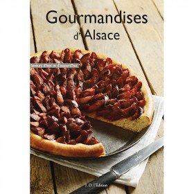 Livre de Recettes des Gourmandises d'Alsace