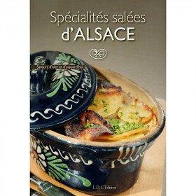 Elsass Salzes Spezialitäten Rezeptbuch