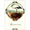 Carte Postale Hansi Une Pensée d'Alsace
