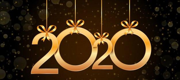 Gutes und Glückliches Jahr 2020