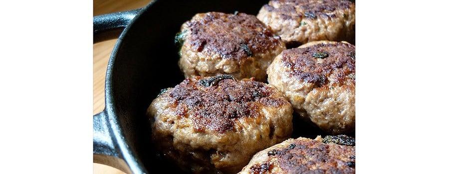 Recette Alsacienne de Fleischkiechle (Galettes de viande)