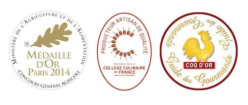 Label du Fabricant de Plats Cuisinés et du Foie Gras d'Alsace