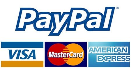 Réglez vos Commandes en toute sécurité avec PayPal